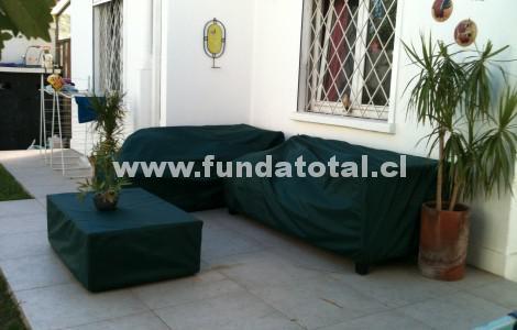 Funda total protecci n total proteja sus equipos del for Fundas muebles terraza